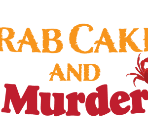 crab cakes and murder poster